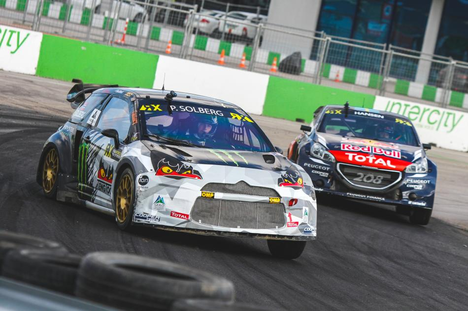 World RX - 2015 Rallycross of Argentina - Preview | Federation ...