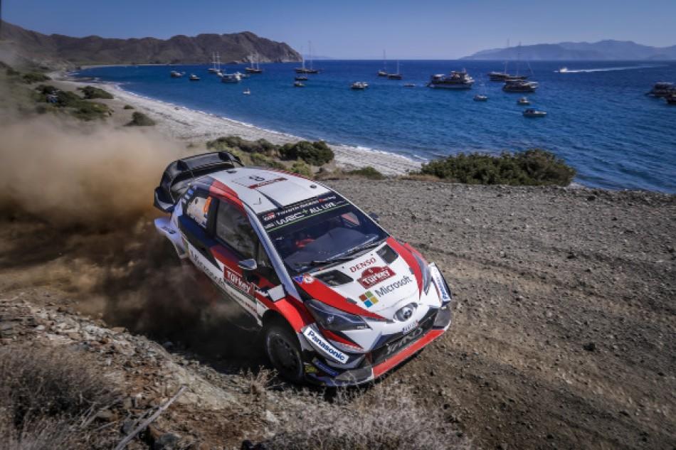Calendrier Rallycross 2019 Championnat Du Monde.Championnat Du Monde Des Rallyes Fia 2019 Apercu Du Rallye