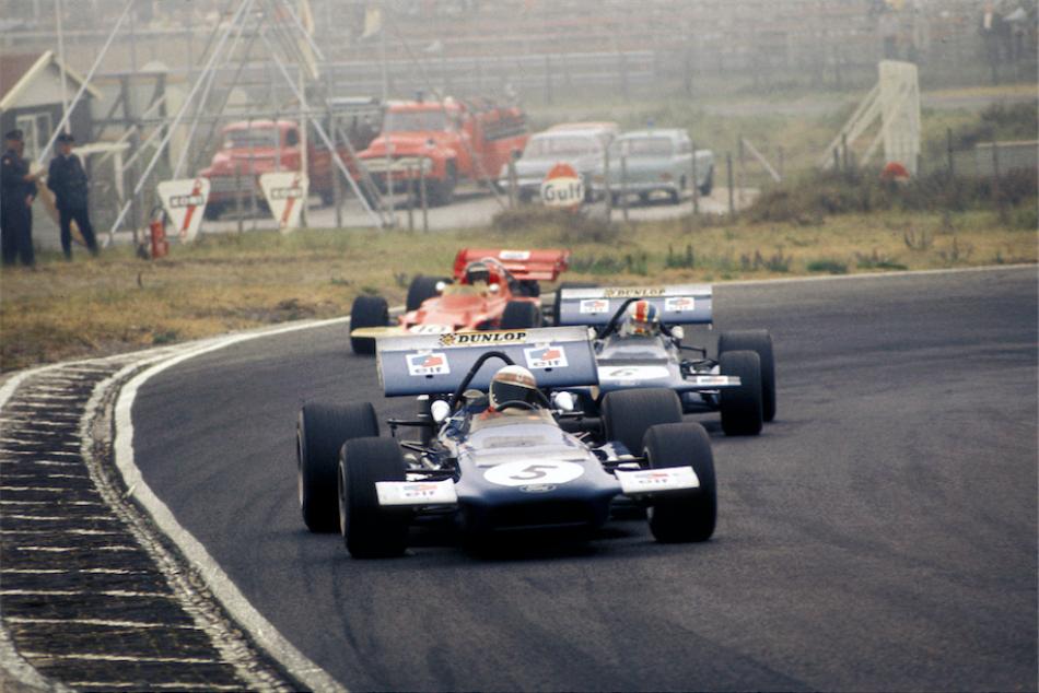 Jacky Stewart, Auto, FIA, F1