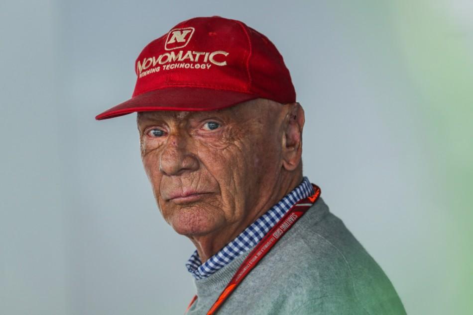 seleziona per genuino ampia selezione doppio coupon FIA and motorsport world mourn passing of F1 legend Niki Lauda ...