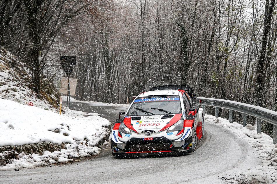 2020 WRC - ACI Rally Monza - S. Ogier/J. Ingrassia (photo ACI)