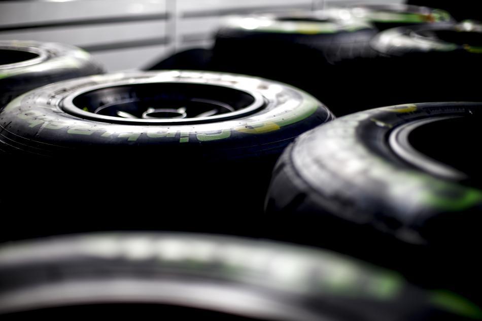 Tyre choices for Monaco Grand Prix