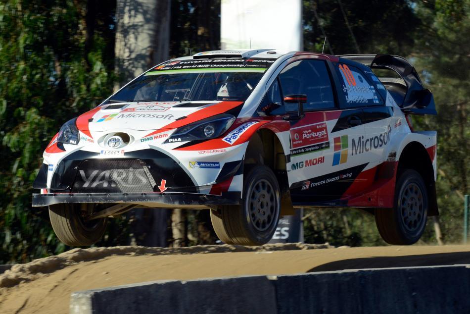 WRC, FIA, Rally de Portugal, motorsport, racing