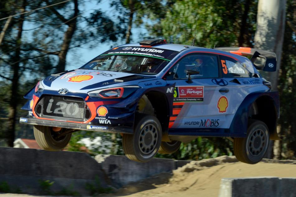 WRC, Rally de Portugal, Motorsport, FIA