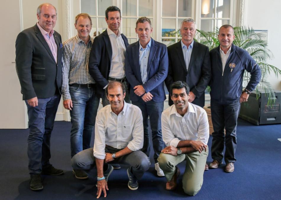 FIA, Drivers Commission, 2017