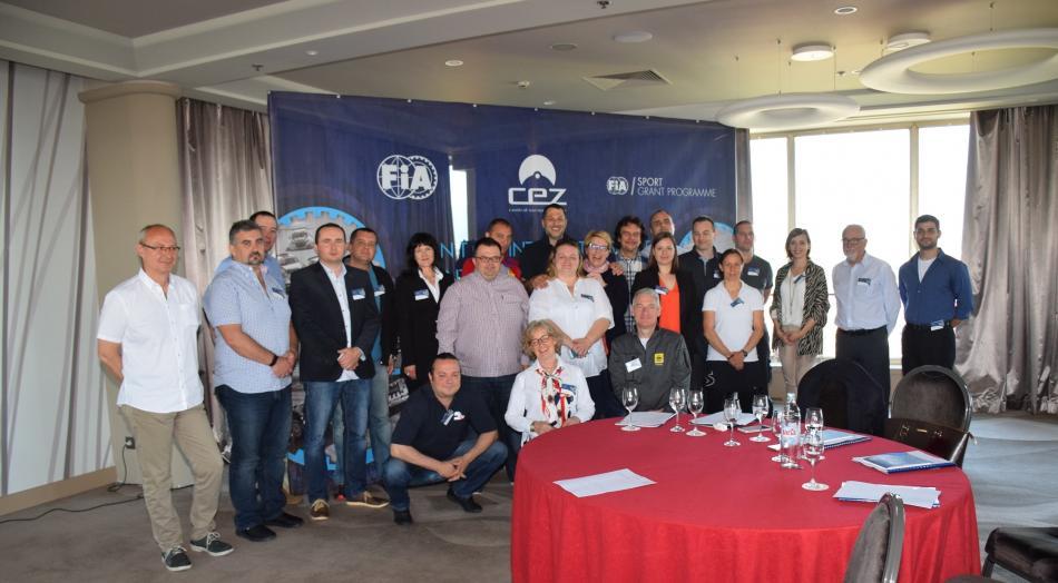 FIA, Sport Grant Programme, Motor Sport