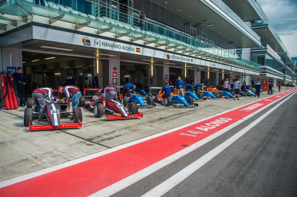 F4, NEZ F4, Sochi, Motorsport, FIA
