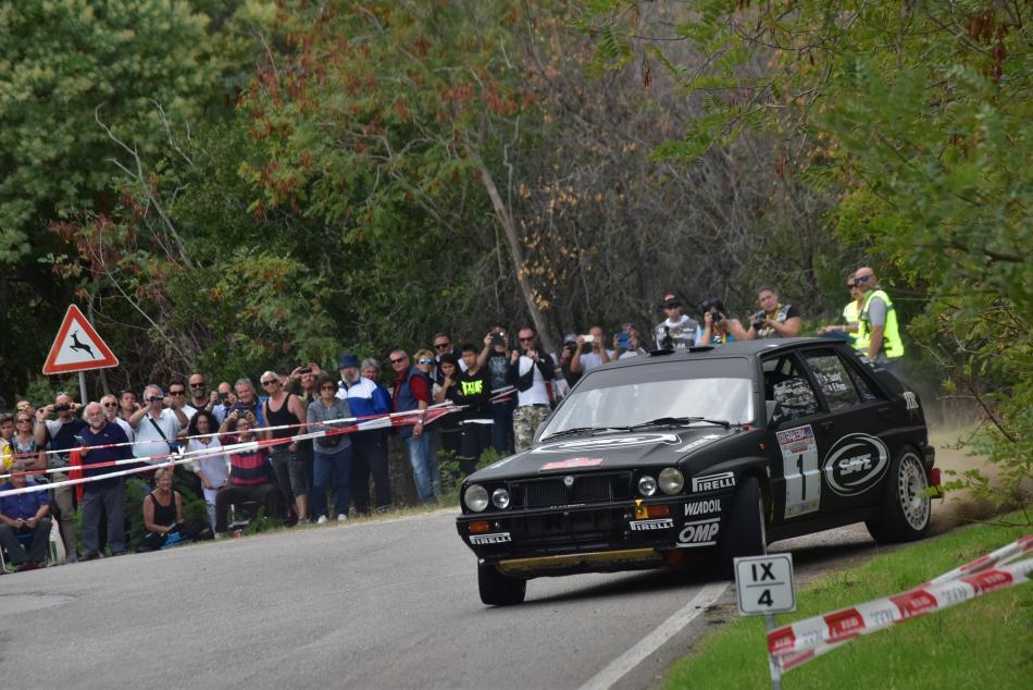 Eight events on the calendar for the FIA European Historic Rally ...
