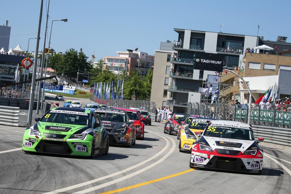 ETCC, Race of Vila Real, Motorsport, Portugal