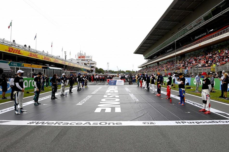 F1 barcelona, drivers, UNGRSW