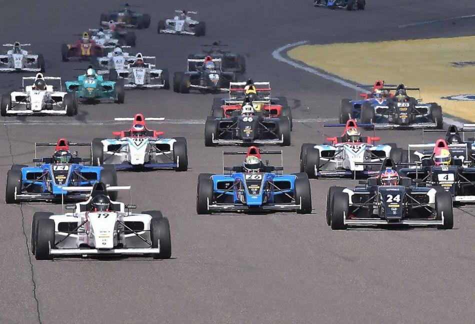 F4, FIA , Motorsport