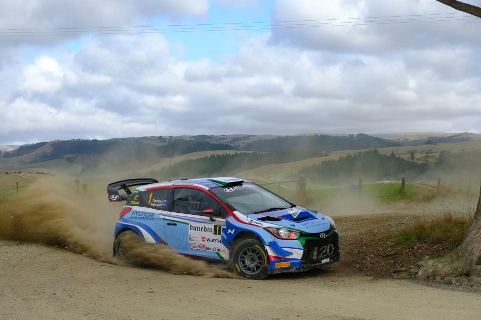 FIA ZPRC Rally Otago_H. Paddon / J. Kennard_Credit Geoff Ridder