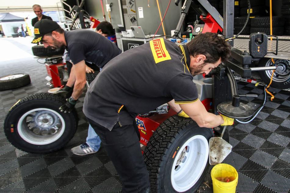 ERC, Tyre, Supplier