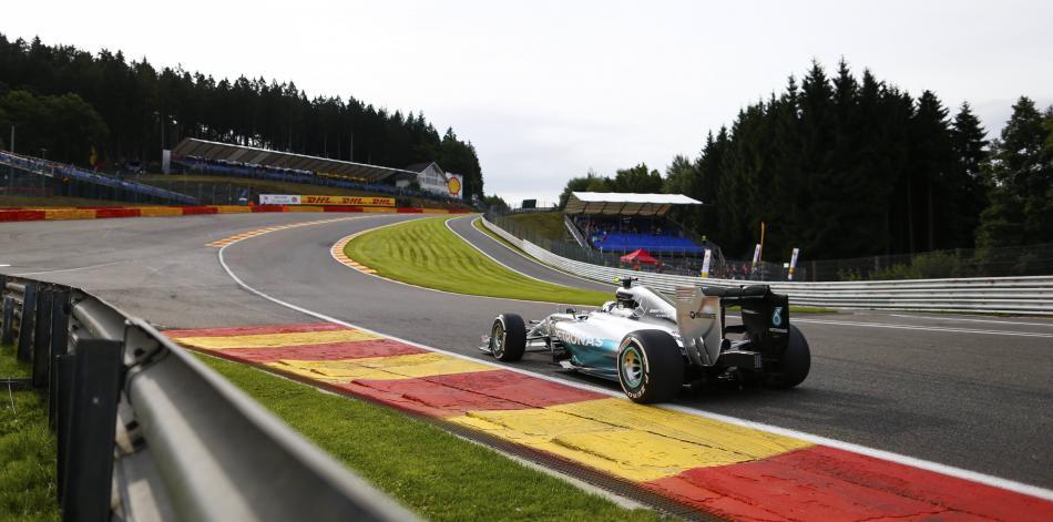 FIA F1 Belgian GP Preview