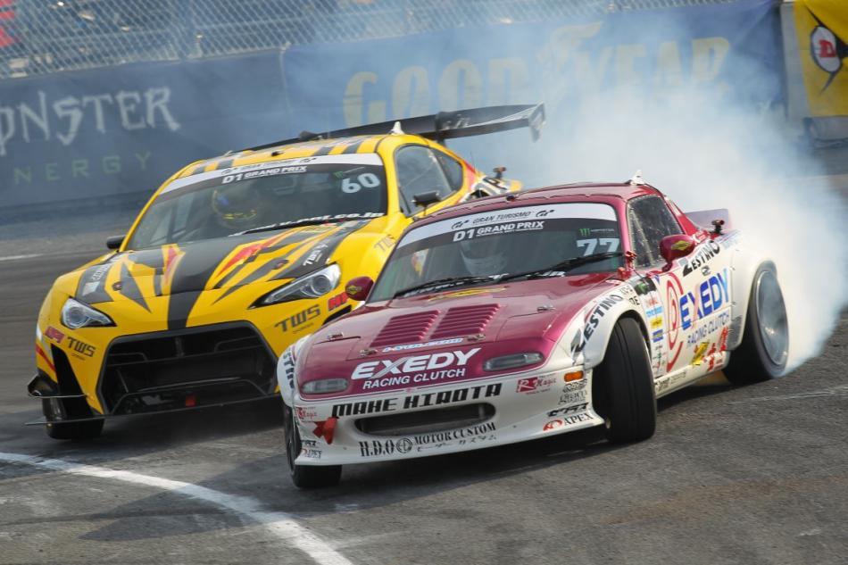 FIA, Intercontinental Drifting Cup, FIA IDC, Motor sport
