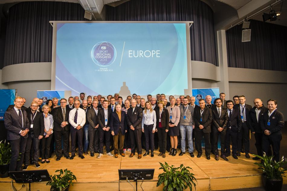 FIA Regional Congress