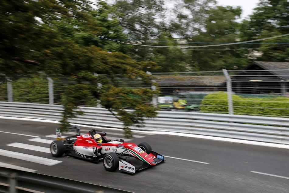 FIA, Motorsport, Racing, F3, Grand prix de Pau
