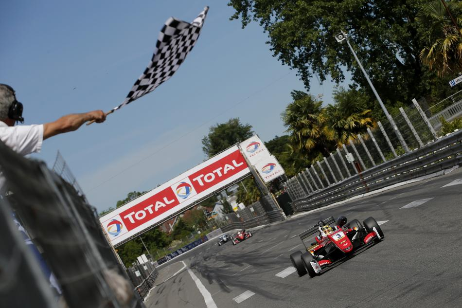 FIA, Motorsport, Racing, F3, F3 Europe, Race of Pau