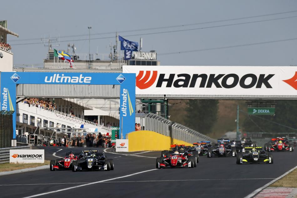 F3, Formula 3, Race of Hungaroring