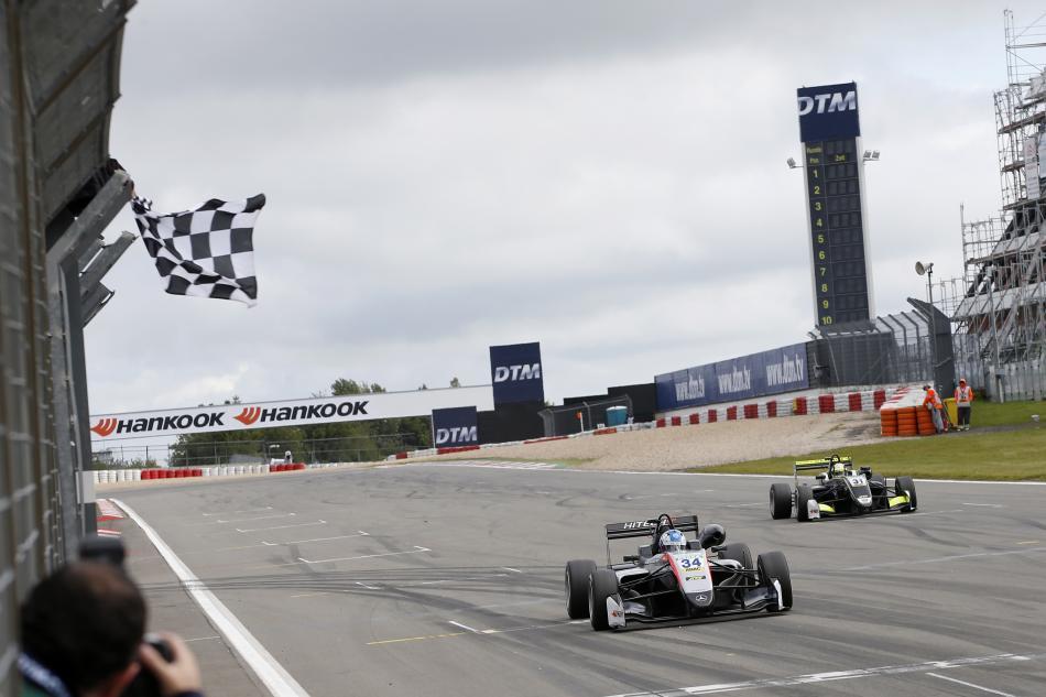 F3, Formula 3, Race of Nürburgring