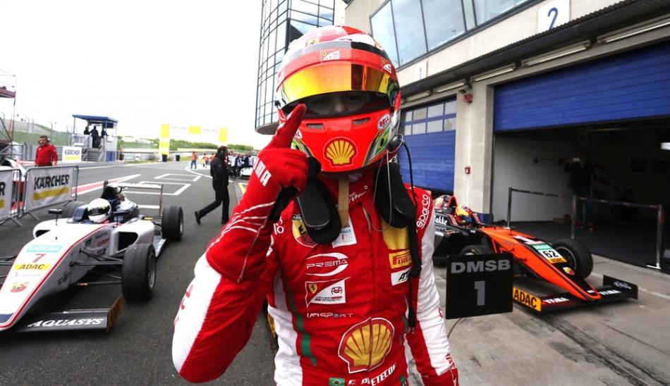 Formulation Regional European Championship – Prema officialises Leclerc and Petecof for 2020 season