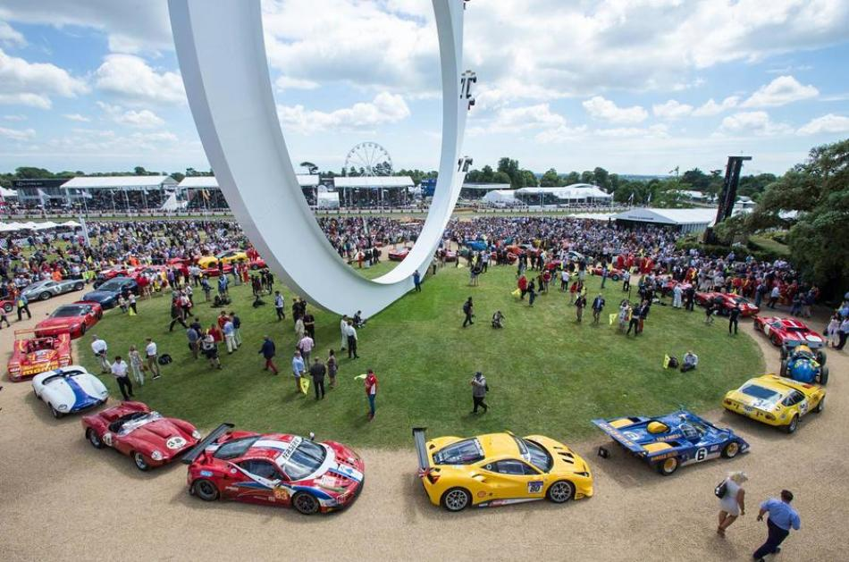 Festival Of Speed >> Goodwood 2018 Fia Showcases Innovation At Goodwood Festival Of