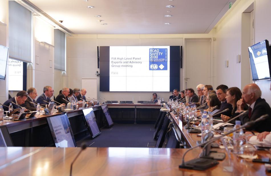 HLP meeting, paris