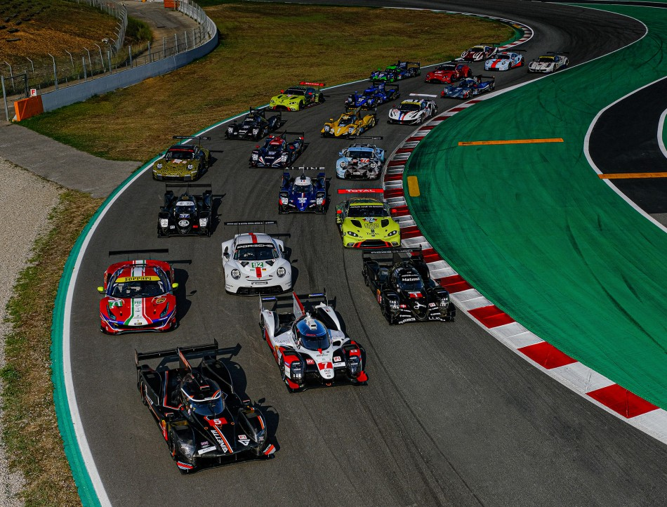 WEC - Thirty One Cars for season-opener at Silverstone thumbnail