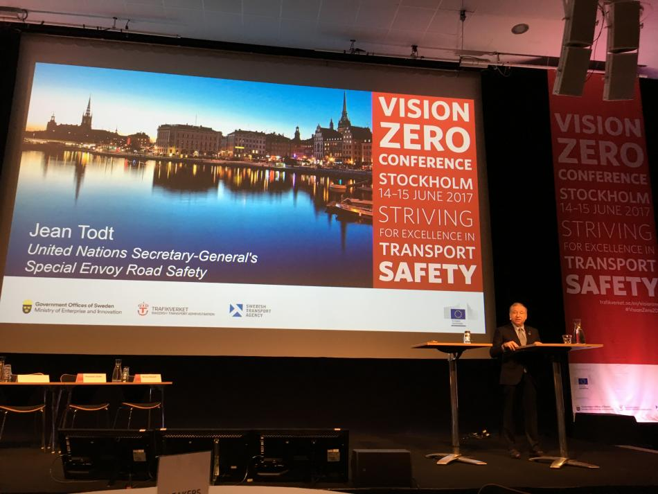 FIA, FIA President, Mobility, Action for Road Safety, Road Safety