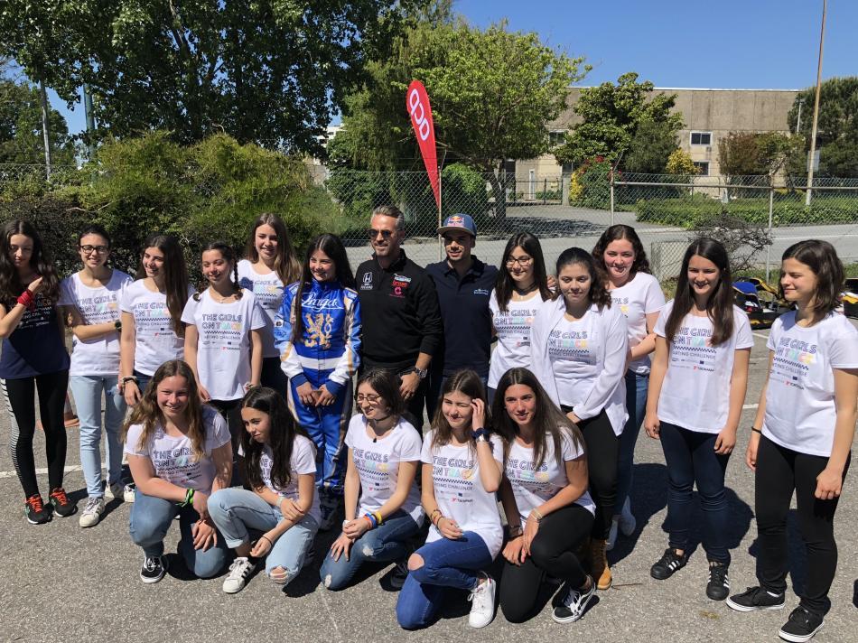 Girls on Track Karting Challenge Porto Portugal