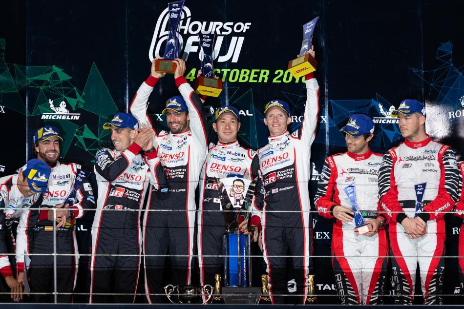 WEC – Toyota Win Home Race, Porsche Victorious in LMGTE jfbe3876