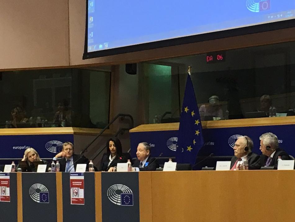 jean todt, european parliament