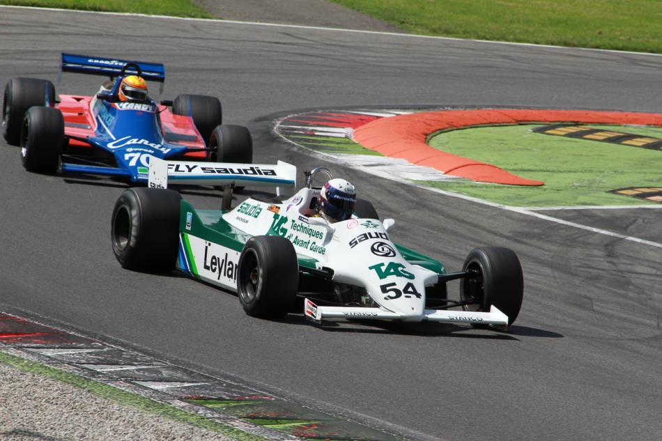 Masters F1 FIA Monza