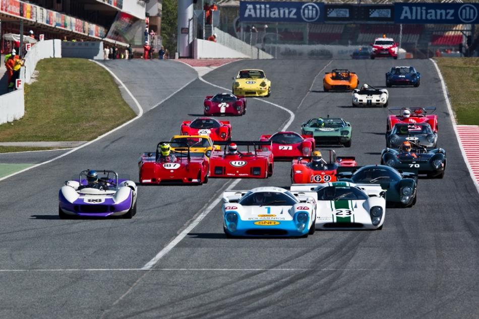 Masters Historic Sports Car Championship 2015   Federation ...