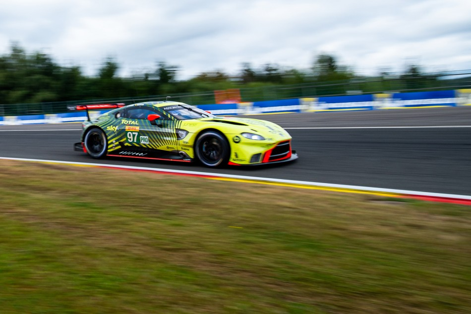 Wec Rebellion Fastest Again In Fp2 As Aston Martin Top Lmgte At Spa Francorchamps Federation Internationale De L Automobile
