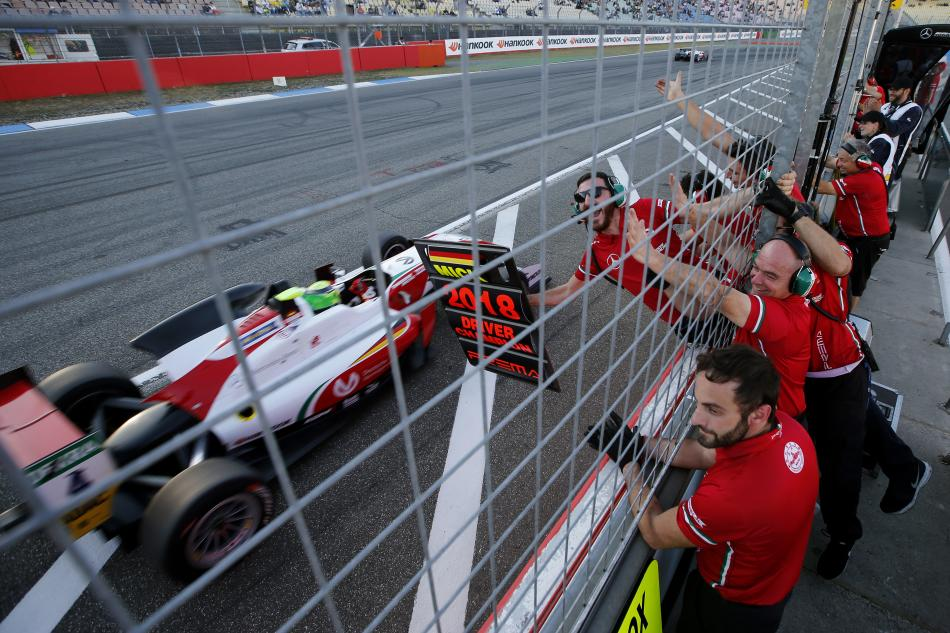 F3 – Mick Schumacher is the FIA Formula 3 European Champion mick champion
