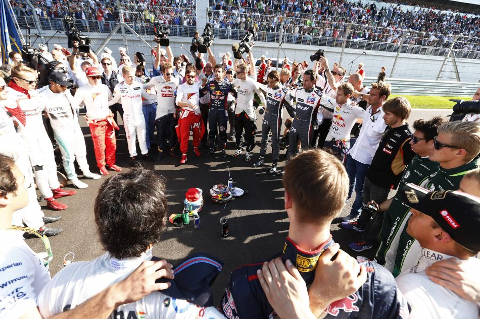 Minute silence Bianchi to be observed