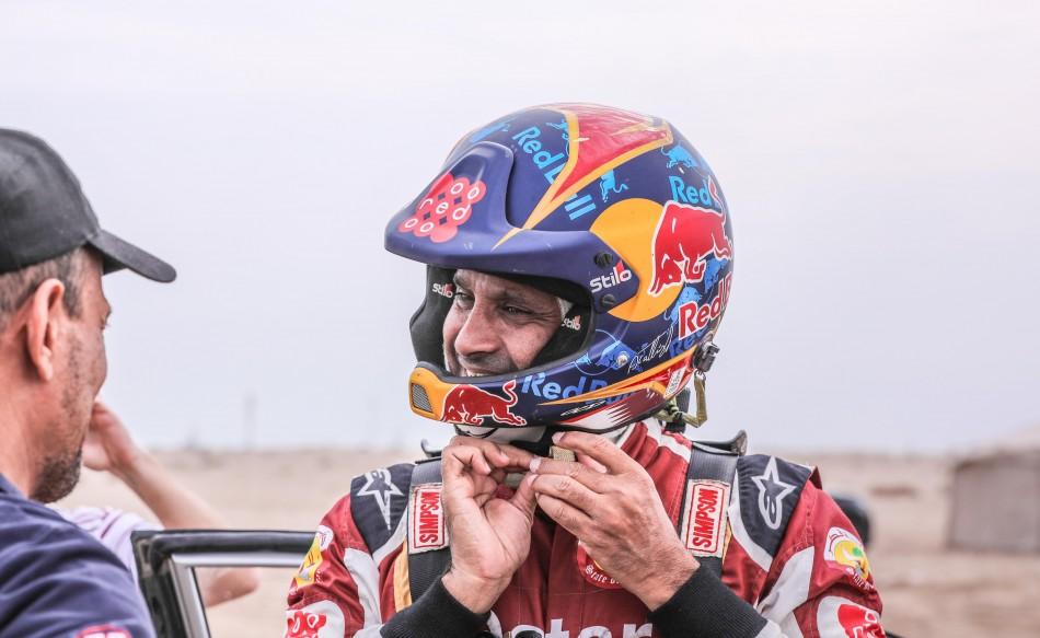 FIA MERC - Nasser Al-Attiyah