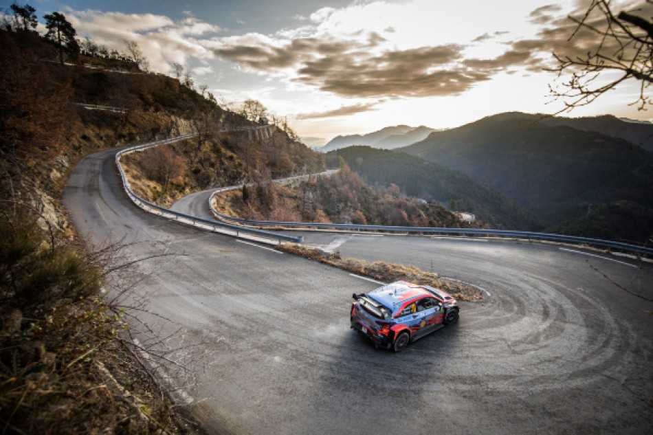 2020 Rallye Monte-Carlo - Neuville / Gilsoul (DPPI)