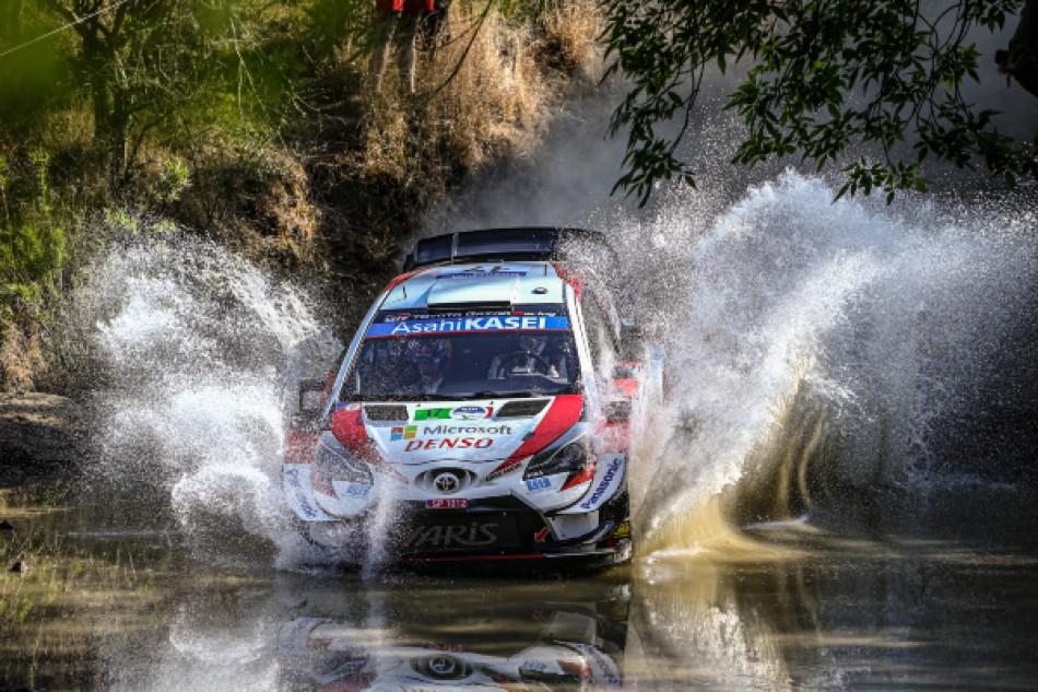 2020 WRC - Rally Mexico - S. Ogier / J. Ingrassia