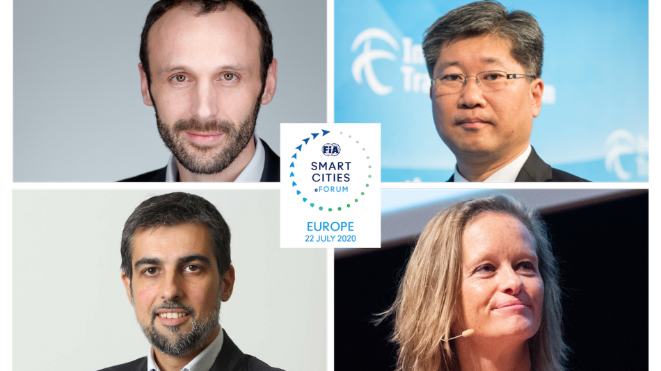 fia smart cities, eforum, europe, panel