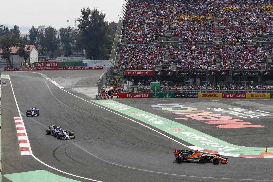 8a32661fc44 F1 - 2018 Mexican Grand Prix - Schedule of FIA Press Conferences ...