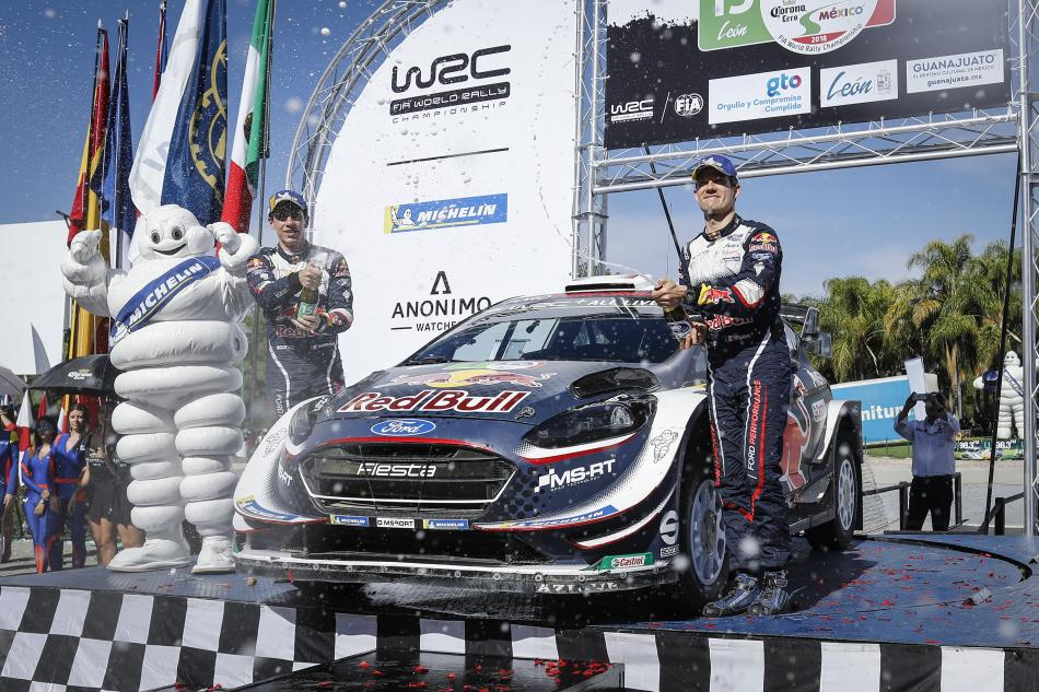 WRC – Ogier/Ingrassia retake Championship lead with victory in ...