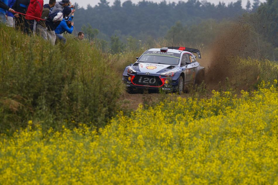 WRC T Neuville I Am Born Brave So It Is A Good Rally For Me - Car rally near me