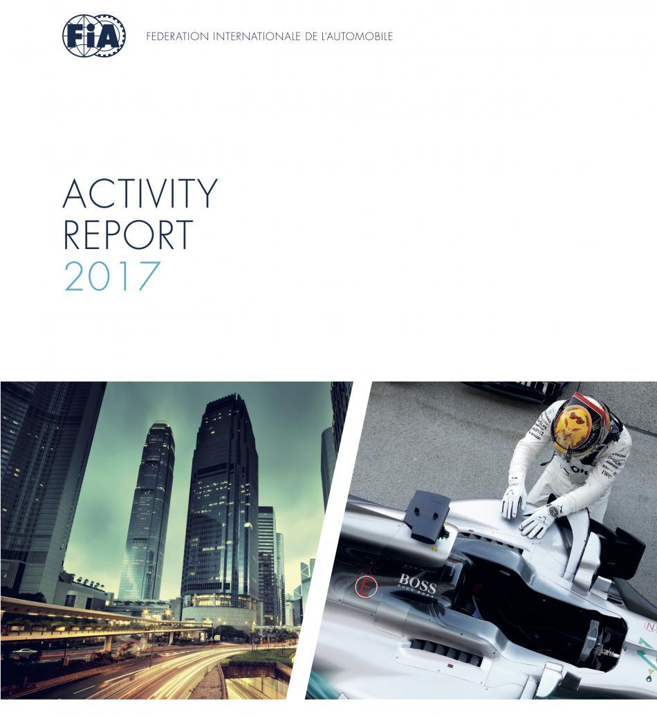 FIA, Activity Report, 2017