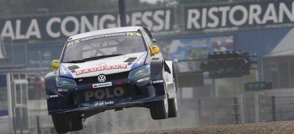 World Rx Italy Kristoffersson