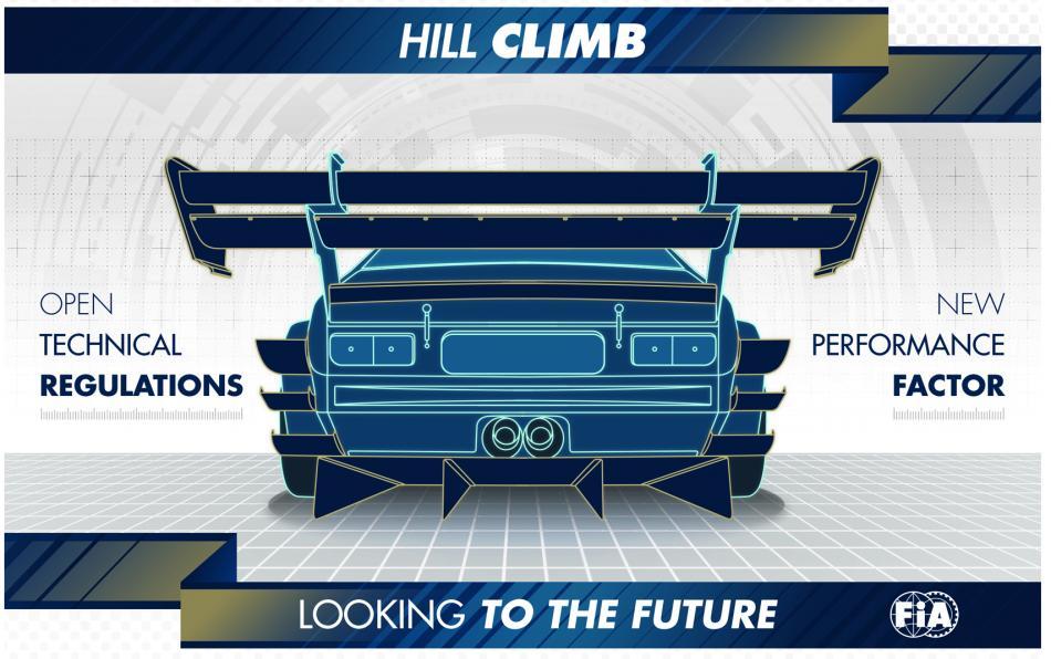 hill climb new regulations