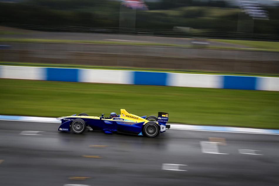 Prost Fastest as Formula E Testing concludes