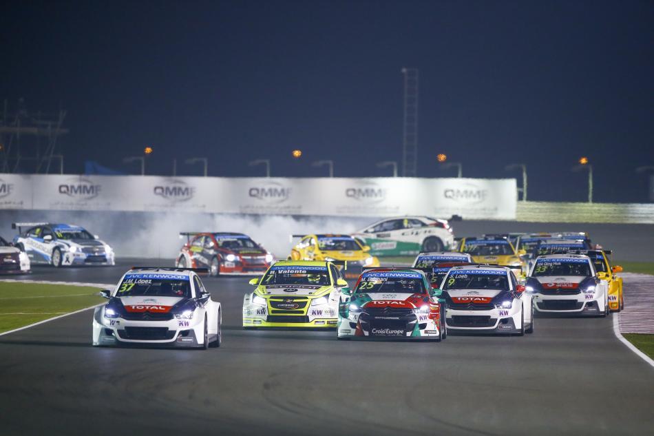 WTCC Race of Qatar