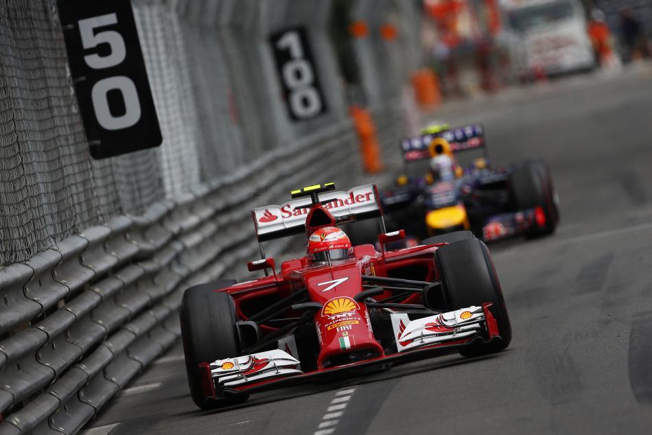 RAIKKONEN Kimi F1 Grand Prix of Monaco